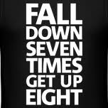fall down, get up