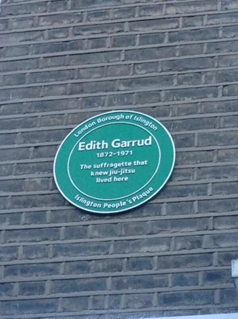 Edith Garraud
