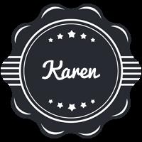 Karen-designstyle-badge-m