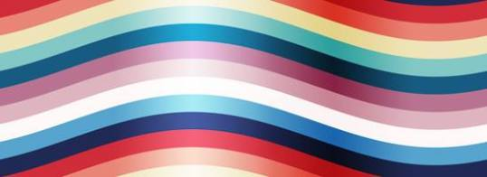 waves, colours