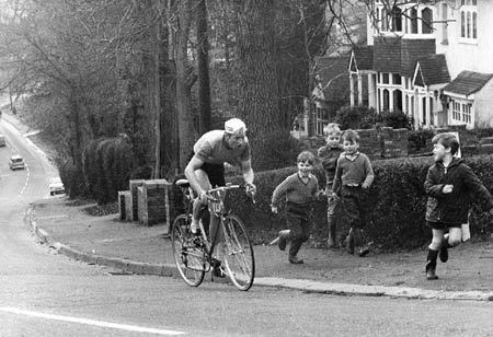 A look at hill climbs through the eyes of a photographer. from http://cyclinguphill.com/hill-climb-photos/