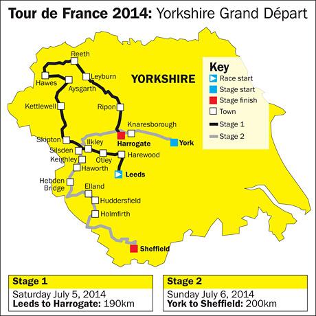 Tour-de-France-Map