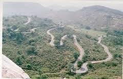 Yelagiri Hills in India