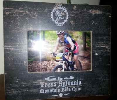 TSE finishers plaque