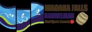 Logo for the Niagara Falls Barrelman Triathlon 2014. Image credit: http://niagarafallstriathlon.com/news/