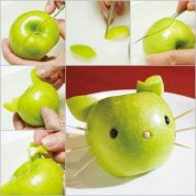 Cute Fruit from Stylish Eve, http://www.stylisheve.com/