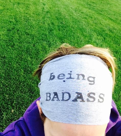 Badass headband