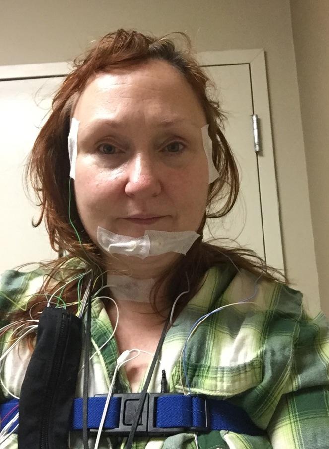 Testing for sleep apnea