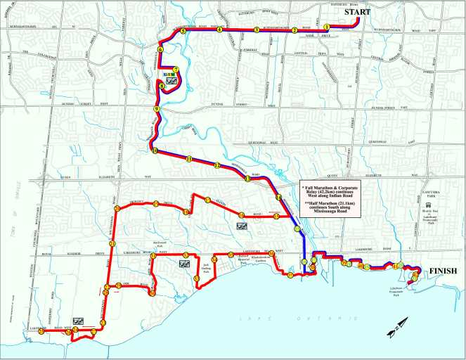 Mississauga Full-Relay-and-Half-Route-