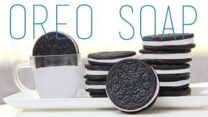 Here's some clean eating for you: Oreo soap.