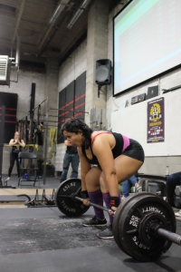 Serene deadlift