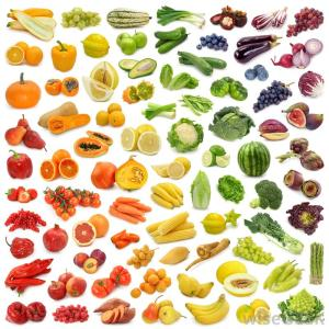various-fruits-and-vegetables-arranged-by-color