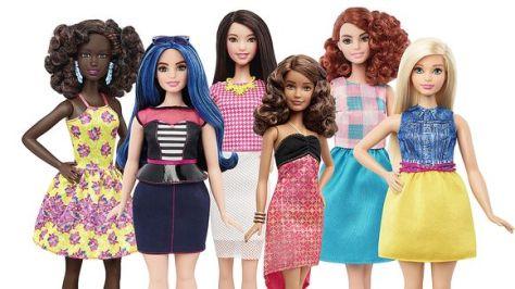 Barbie diversity