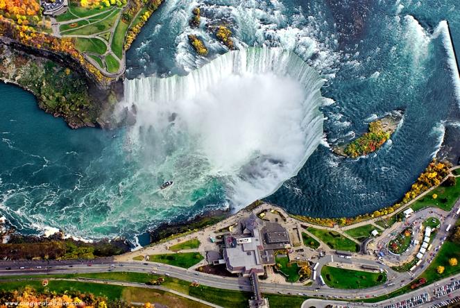 horseshoe-falls-aerial