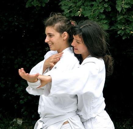 aikido beginners