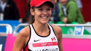 Lannie Marchant. Photo credit: Andrew Vaughan, Canadian Press.