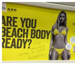 beach body ad bomb