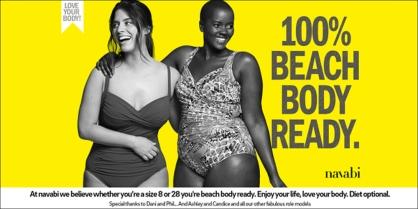 beach body body love