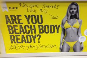beach-body-everyday sexism