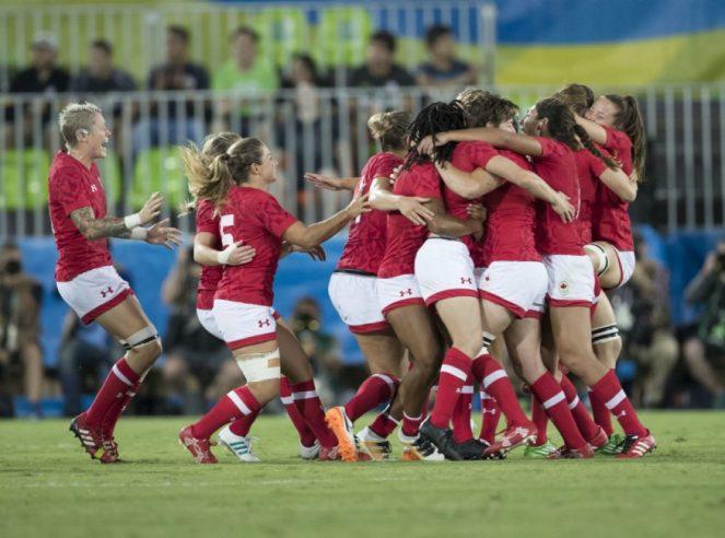 CDN women's rugby win bronze