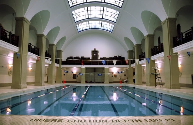 Image result for hart house pool