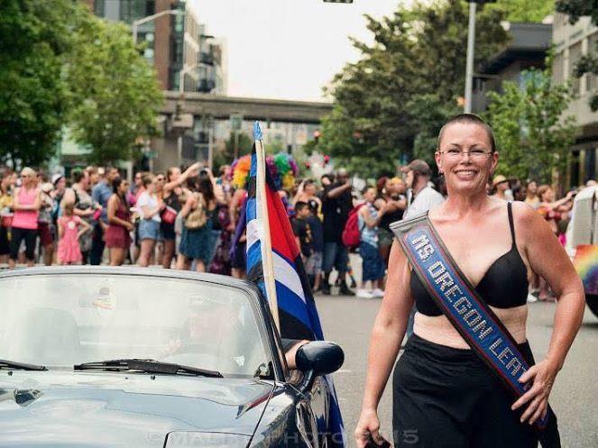Seattle Pride. Photo Credit: Malixe Photography, Charles Daniels