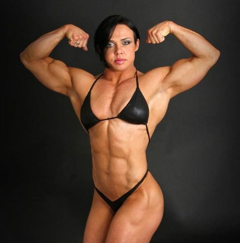 Rene Campbell bodybuilder