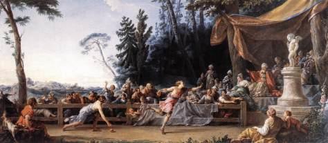 Noël_Hallé_-_The_Race_between_Hippomenes_and_Atalanta_-_WGA11034