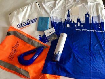EMF6 swag bag