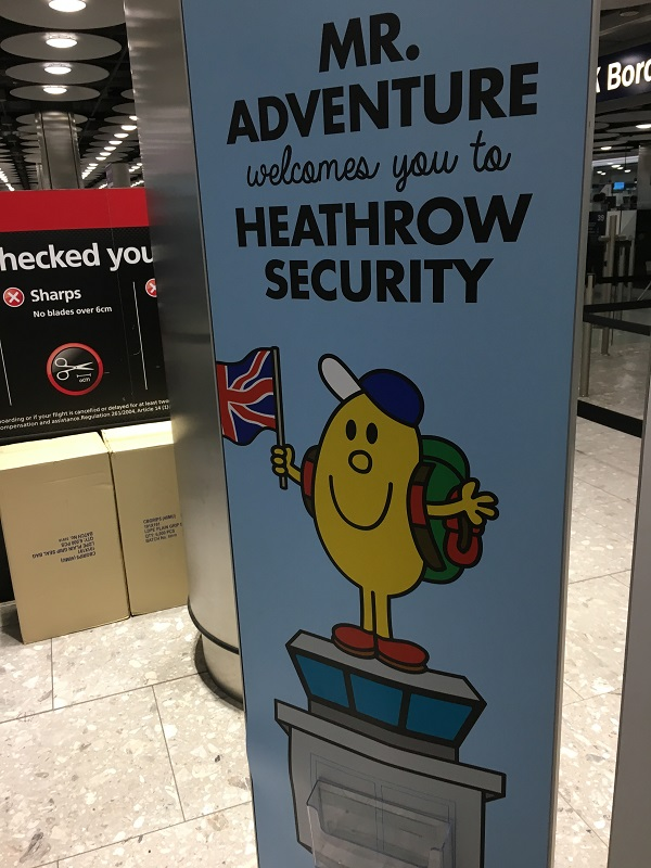 heathrow mr adventure
