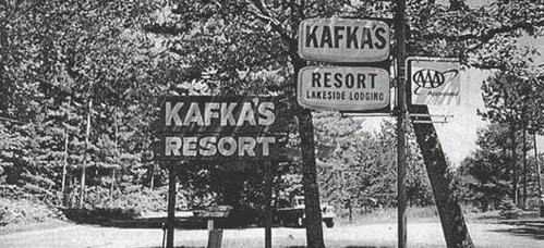 Kafka's Resort--image from Philosophers on Holiday