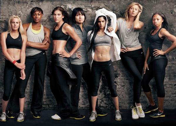 Nike Uniformity