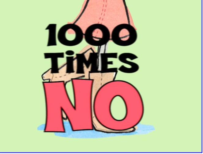 1000 times no.