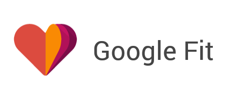 Google fit red heart logo