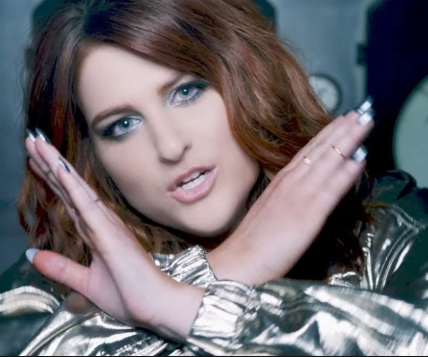 Megan Trainor: she says no.