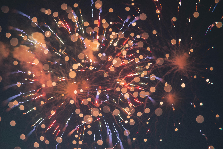 Fireworks. Photo by Erwan Hesry on Unsplash