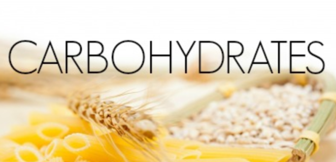 Carbohydrates!