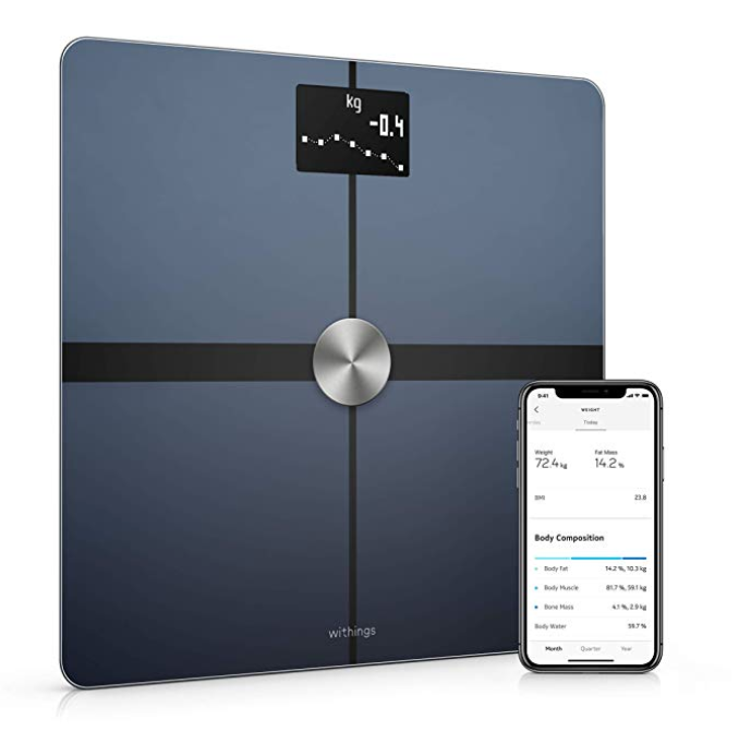 Smart scale with app. No.