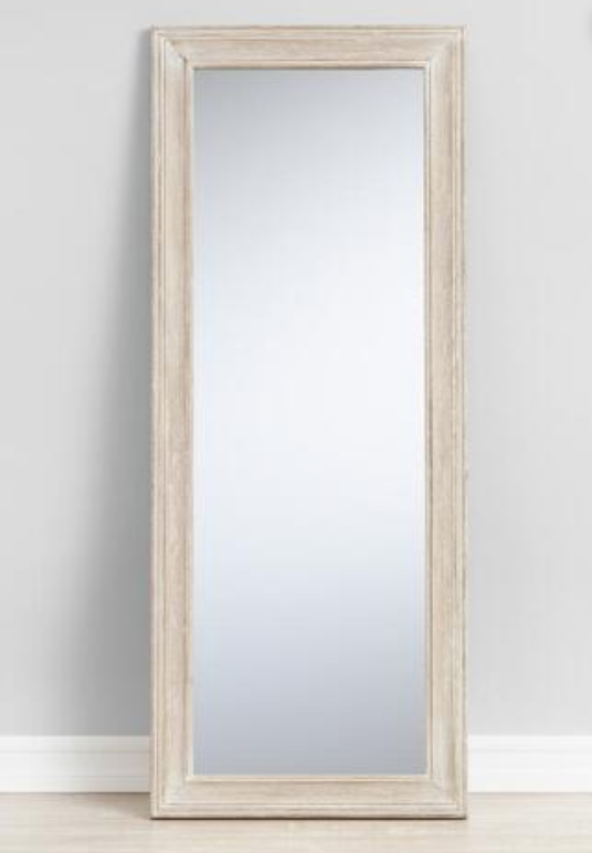 A nice full-length mirror. Prices start at $7.
