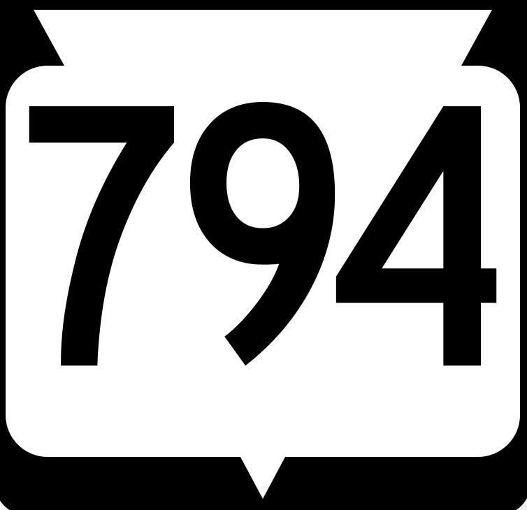794! Even better!