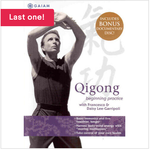 Qigong for beginners.