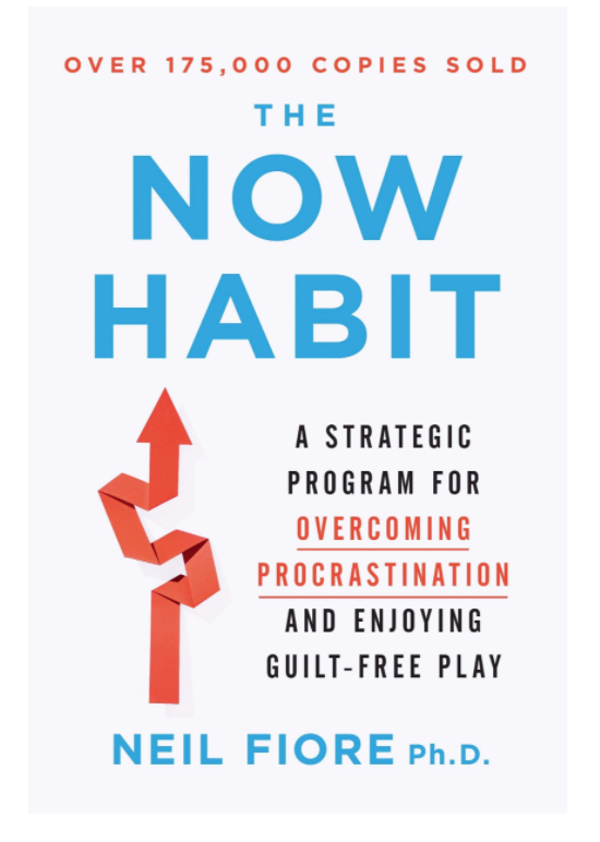 Neil Fiore on overcoming procrastination.